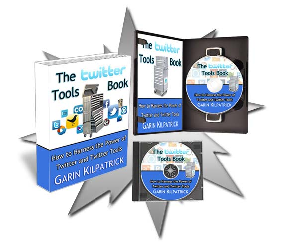 Twitter Tools Book Platinum Edition