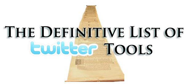 the-definitive-list-of-twitter-tools