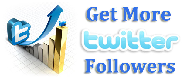 You can apply to grow your twitter network both online and off