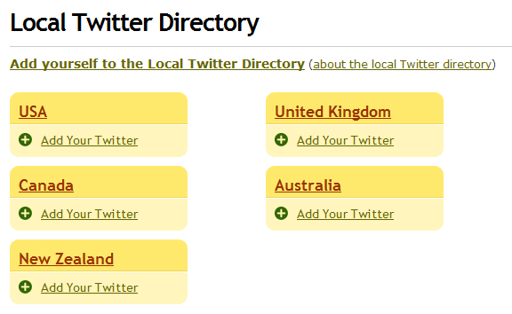 loadedweb-local-twitter-directory